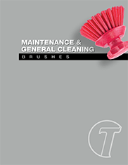Maintenance and General Cleaning Brushes