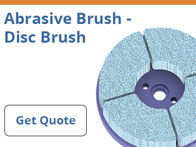 Abrasive Brush - Disc Brush Quote