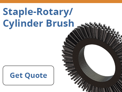 Staple-Rotary/Cylinder Brush Quote